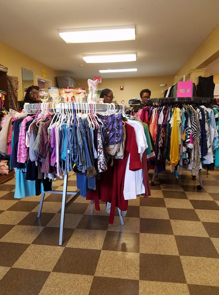 Our charitable nonprofit community outreach organization in Harvey, LA, provides clothes for people who experienced hardship.